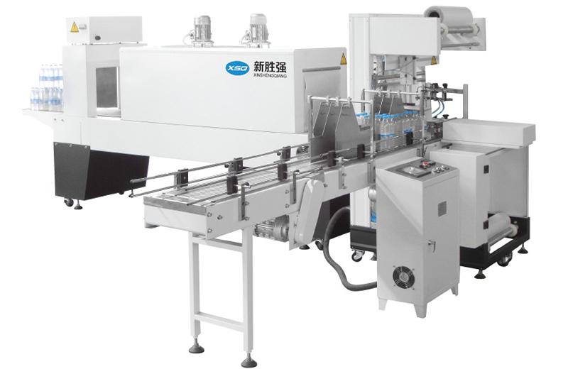 XSQ-5000型全自动热收缩膜包装机(上平板)