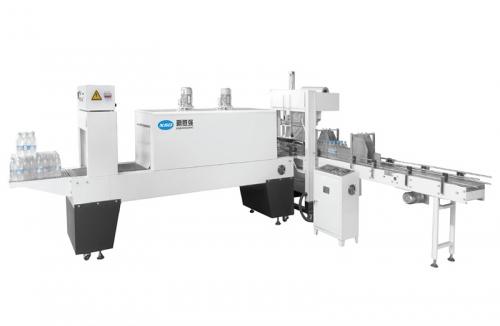XSQ-5000型全自动热收缩膜包装机(输送到底)