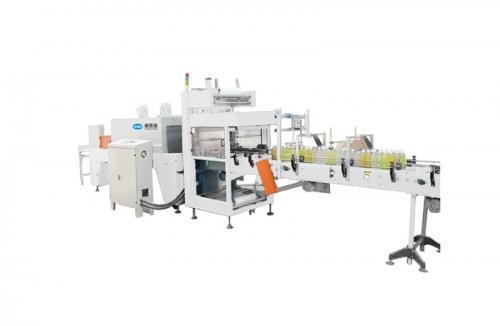 XSQ-11000型直线式热收缩膜包装机