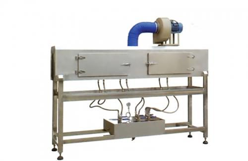 XSQ-1500/2000型蒸汽热收缩炉