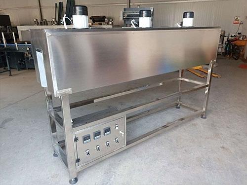 xsq-2400电加热收缩炉